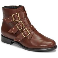 Cipők Női Csizmák Betty London LYS Teve
