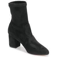 Cipők Női Bokacsizmák Betty London NOUMET Fekete