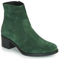 Cipők Női Bokacsizmák Betty London NOUME Zöld