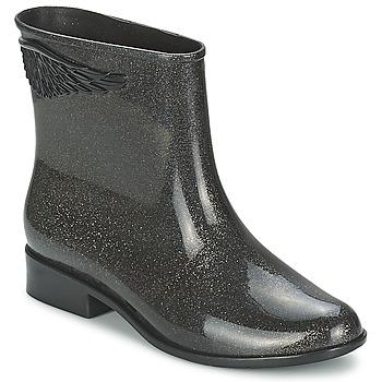 Cipők Női Csizmák Mel GOJI BERRY II Fekete  / Fényes