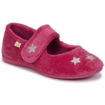 Cipők Lány Mamuszok Citrouille et Compagnie LANINOU Bordó