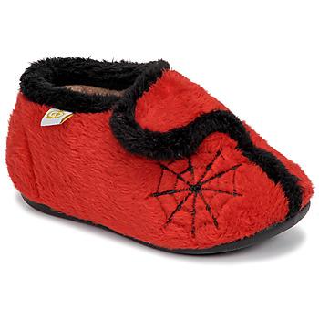 Cipők Lány Mamuszok Citrouille et Compagnie NOLIROSSO Piros
