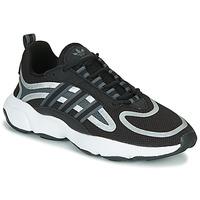 Cipők Rövid szárú edzőcipők adidas Originals HAIWEE J Fekete  / Szürke