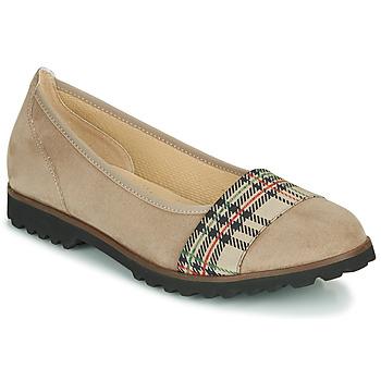 Cipők Női Balerina cipők  Gabor 5410642 Bézs