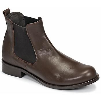 Cipők Női Csizmák So Size NITINE Barna