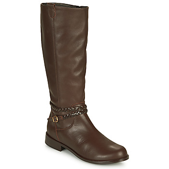 Cipők Női Városi csizmák So Size AURELIO Barna