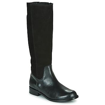 Cipők Női Városi csizmák So Size NEOLE Fekete