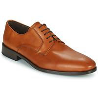 Cipők Férfi Oxford cipők So Size MANUELA Barna