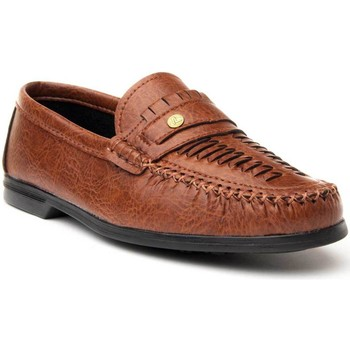 Cipők Férfi Mokkaszínek Montevita 65799 LEATHER