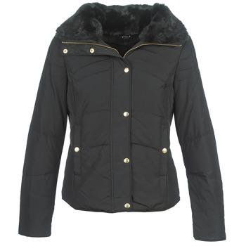Ruhák Női Steppelt kabátok Vila VILONAR DOWN Fekete