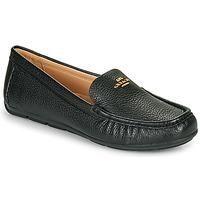 Cipők Női Mokkaszínek Coach MARLEY Fekete