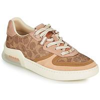 Cipők Női Rövid szárú edzőcipők Coach CITYSOLE Konyak / Bézs / Bőrszínű