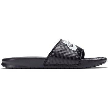 Cipők Női Lábujjközös papucsok Nike Wmns Benassi Jdi Czarne