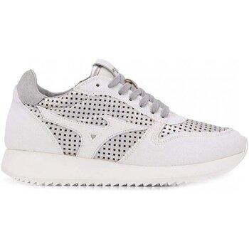 Cipők Női Rövid szárú edzőcipők Mizuno D1GC196003 ETAMIN Szürke