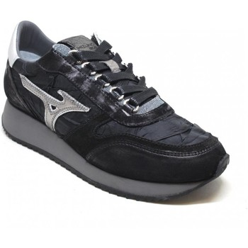 Cipők Női Rövid szárú edzőcipők Mizuno D1GE180709 NAOS 2 Fekete