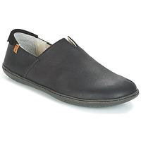 Shoes Belebújós cipők El Naturalista EL VIAJERO Fekete