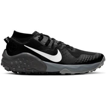 Cipők Férfi Futócipők Nike Wildhorse 6 M Fekete