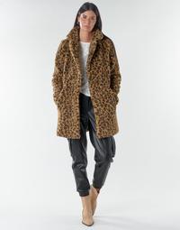 Ruhák Női Kabátok Noisy May NMGABI Barna