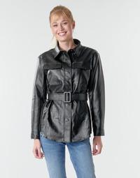 Ruhák Női Kabátok / Blézerek Moony Mood NOXXI Fekete