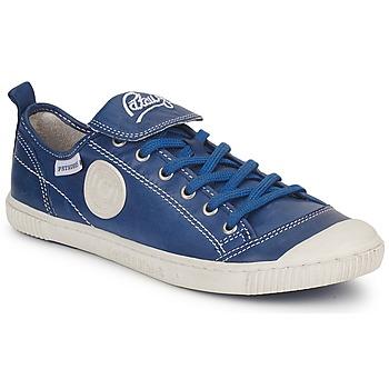 Cipők Női Rövid szárú edzőcipők Pataugas BROOKS Kék