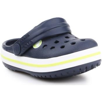 Cipők Gyerek Klumpák Crocs Crocband Clog K 204537-42K granatowy