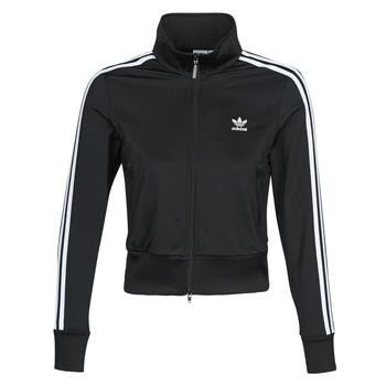Ruhák Női Melegítő kabátok adidas Originals FIREBIRD TT Fekete