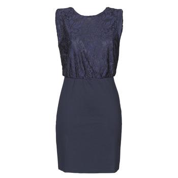 Ruhák Női Rövid ruhák Vero Moda VMLILLIE Tengerész
