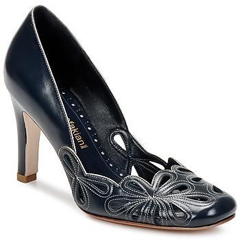 Cipők Női Félcipők Sarah Chofakian BELLE EPOQUE BM / Öreg / Ezüst