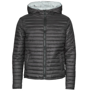 Ruhák Férfi Steppelt kabátok Yurban NEFFLE Fekete
