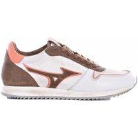 Cipők Férfi Rövid szárú edzőcipők Mizuno D1GB196254 ETAMIN Fehér