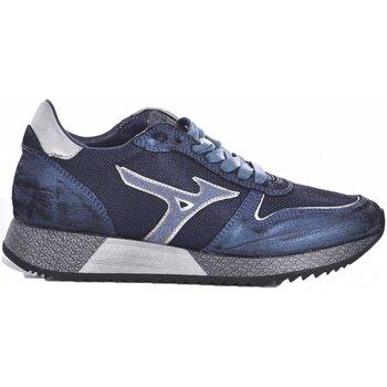 Cipők Női Divat edzőcipők Mizuno D1GE181127 ETAMIN 2 Kék