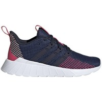 Cipők Gyerek Futócipők adidas Originals Questar Flow Granatowe