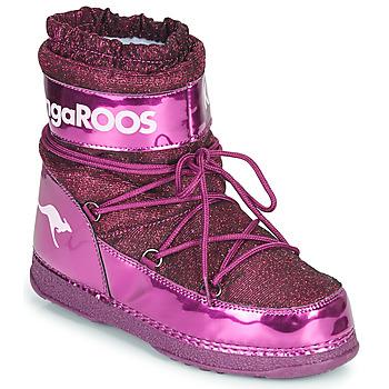 Cipők Női Hótaposók Kangaroos K-MOON Lila
