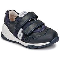 Cipők Gyerek Rövid szárú edzőcipők Biomecanics DEPORTIVO BASICO Tengerész