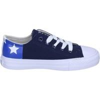 Cipők Fiú Divat edzőcipők Beverly Hills Polo Club Tornacipő BM763 Kék