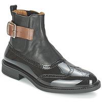 Shoes Férfi Csizmák Vivienne Westwood BROGUE BOOT Fekete