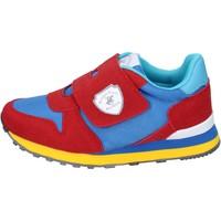 Cipők Fiú Divat edzőcipők Beverly Hills Polo Club Tornacipő BM767 Piros