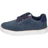 Cipők Fiú Divat edzőcipők Beverly Hills Polo Club Tornacipő BM771 Kék