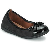 Shoes Lány Balerina cipők / babák Citrouille et Compagnie ROCIA Fekete