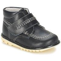 Shoes Fiú Csizmák Citrouille et Compagnie MELIN Tengerész