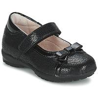Cipők Lány Balerina cipők / babák Citrouille et Compagnie TETRAS Fekete