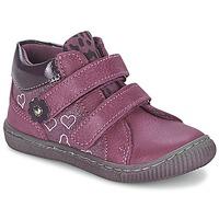 Shoes Lány Csizmák Citrouille et Compagnie GALIS Rózsaszín