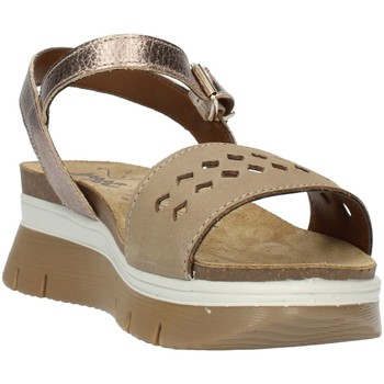 Cipők Női Szandálok / Saruk Imac 509190 Beige