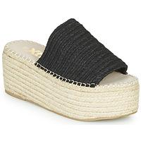 Cipők Női Papucsok Xti  Fekete