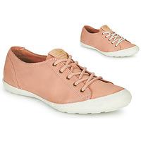 Cipők Női Rövid szárú edzőcipők PLDM by Palladium GAME NBK Rózsaszín