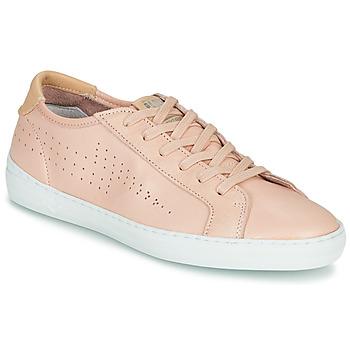 Cipők Női Rövid szárú edzőcipők PLDM by Palladium NARCOTIC Rózsaszín