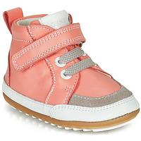 Cipők Lány Csizmák Robeez MIGOLO Rózsaszín