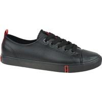 Cipők Női Rövid szárú edzőcipők Big Star GG274007 Czarne