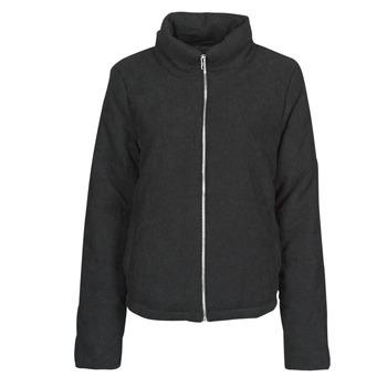Ruhák Női Steppelt kabátok Moony Mood NOCHO Fekete