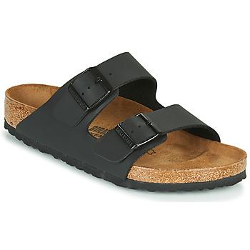 Cipők Papucsok Birkenstock ARIZONA LARGE FIT Fekete
